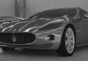 Kritik an IVR: Maserati von Joachim